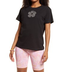 bp. be proud by bp gender inclusive graphic tee, size 4x-large - black