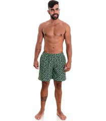 shorts areia branca resort sea icon verde