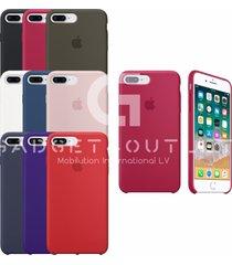 brand new apple iphone 8 plus silicone case