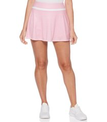 grand slam by pga tour tennis-print skort