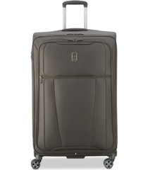 "closeout! delsey helium 360 29"" expandable spinner suitcase, created for macy's"