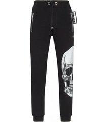 pantalon streetwear strassé