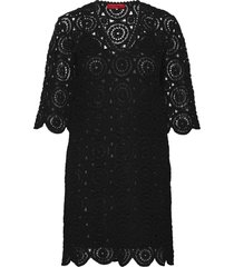 darwin dresses lace dresses svart max&co.