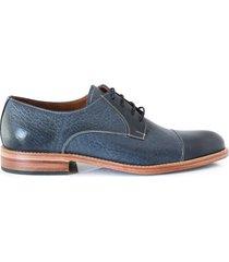 zapato azul briganti cameron