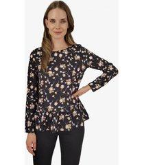 blusa sofía floral print jacinta tienda