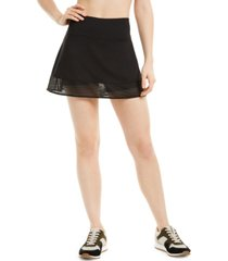 ideology shadow-stripe skort, created for macy's