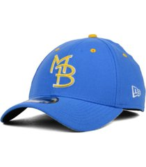 new era myrtle beach pelicans 39thirty cap