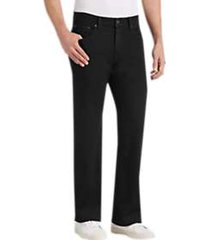 lucky brand 121 wharton black slim fit jeans
