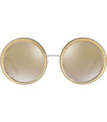 eternal 54mm round sunglasses