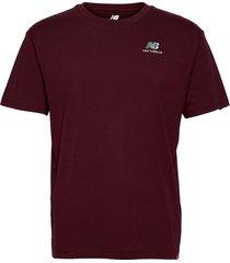mt11592 t-shirts short-sleeved röd new balance