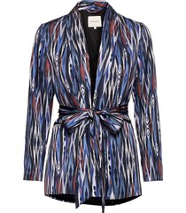 day jacket blazer multi/patroon by malina