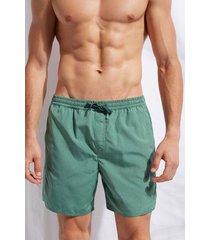 calzedonia men's swim trunks formentera man green size xxl