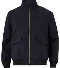 jacka nylon harrington jacket