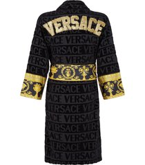 versace baroque bath robe