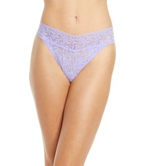 hanky panky occasions original rise thong in maid of honor hyacinth at nordstrom