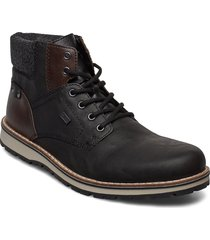 38434-00 shoes boots winter boots svart rieker