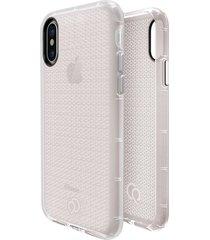 estuche protector nimbus9 phantom2 iphone x/xs - transparente