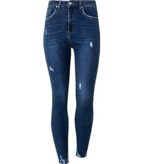 skinny high waisted jeans