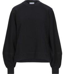 ganni sweatshirts