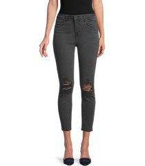 l'agence women's high-rise skinny jeans - coal - size 24 (0)