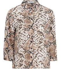blus pccelinen 3/4 new shirt