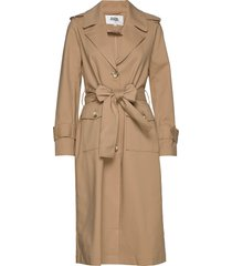 eve trenchcoat trench coat rock beige twist & tango
