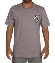 camiseta regular mcd masculina