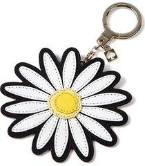 nwt kate spade daisy flower key ring key chain fobs woru0099 $59 with dusty bag