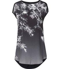 maglia lunga (nero) - bodyflirt