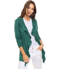 saco verde nano