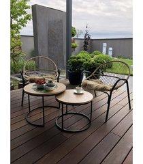 matilda - komplet okrągłych stolików