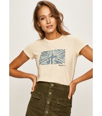 pepe jeans - t-shirt mathilde