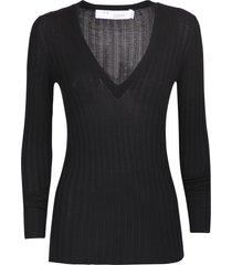 iro silk sweater