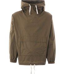 workwear pullover | olive | wrkpul-olv