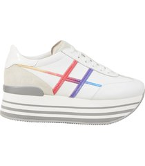 hogan maxi h222 sneakers