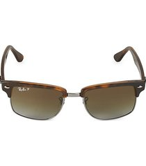 rb4190 52mm clubmaster sunglasses