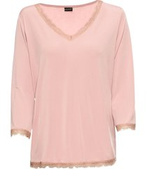 maglia a maniche lunghe (rosa) - bodyflirt