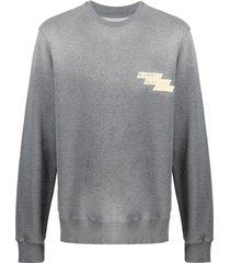 golden goose sweatshirt archibald regular crewneck