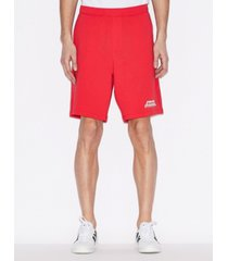 ax armani exchange men's sweatpant shorts