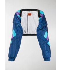 colville panelled crop jacket