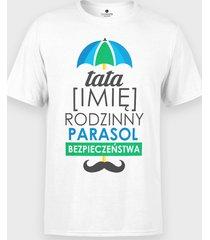koszulka na dzień ojca - rodzinny parasol + imię