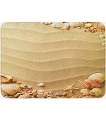 ambesonne beach bath mat bedding