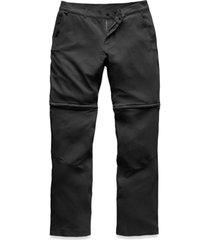 pantalon paramount convertible negro the north face