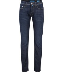 jeans pierre cardin lyon tapered futureflex blauw