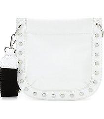 mini finia studded crossbody bag