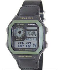 reloj casio ae_1200whb_1bv negro nylon