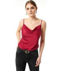 blouse jimmy sanders 19sshtw53024bordeaux blouse