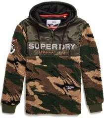 fleece jack superdry m2000037a
