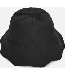 shrimps women's teo hat with pearls - black