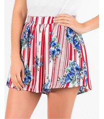 shorts rojo derek 818898